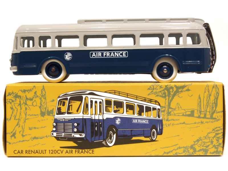 renault - autocar 120 cv 1950 - cij europarc  87