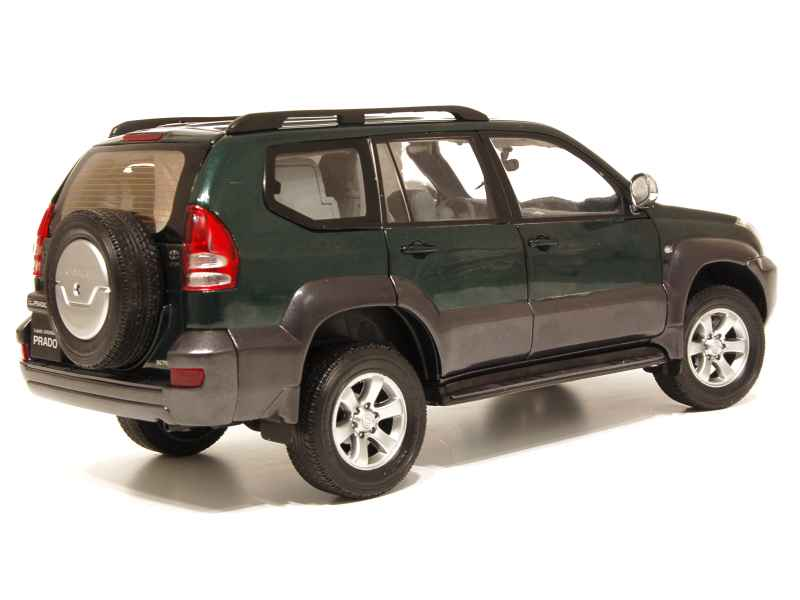 toyota prado land cruiser paudi model 1 18 autos. Black Bedroom Furniture Sets. Home Design Ideas