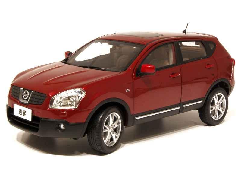 nissan qashqai 2008 paudi model 1 18 autos miniatures tacot. Black Bedroom Furniture Sets. Home Design Ideas