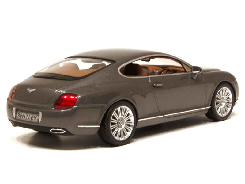 bentley continental gt speed 2008 minichamps 1 43 autos miniatures tacot. Black Bedroom Furniture Sets. Home Design Ideas