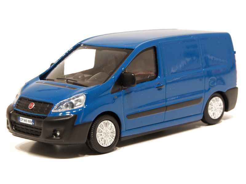 fiat scudo fourgon mondo motors 1 43 autos miniatures tacot. Black Bedroom Furniture Sets. Home Design Ideas