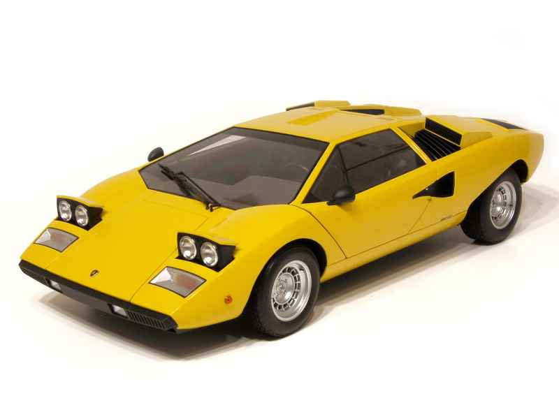 lamborghini countach lp 400 kyosho 1 12 autos. Black Bedroom Furniture Sets. Home Design Ideas