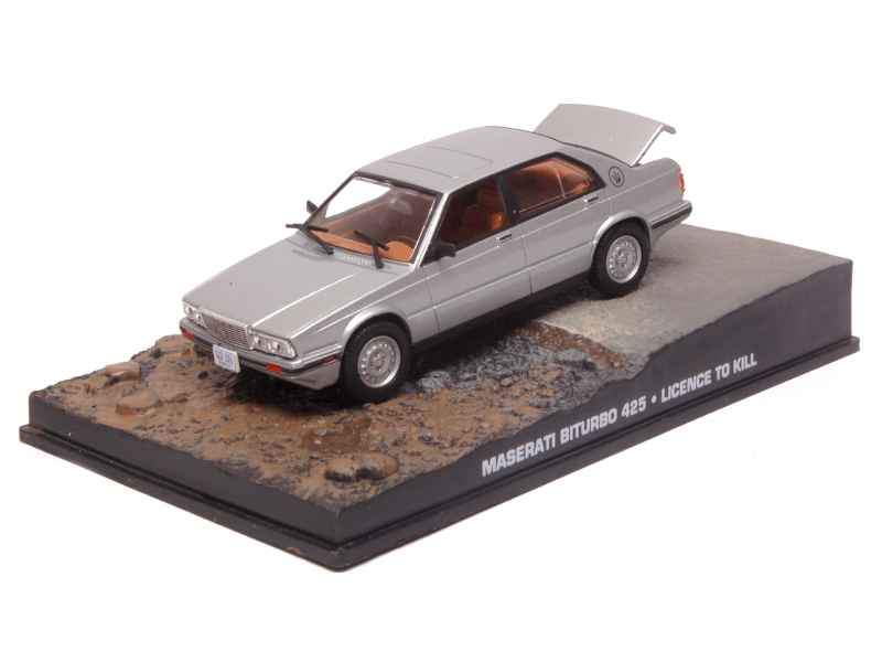 55908 Maserati Biturbo 425/ James Bond 007