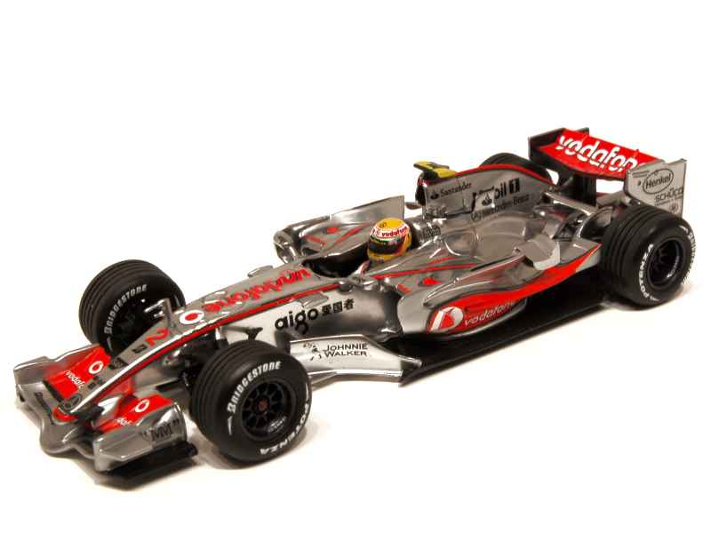 56373 Mc Laren MP4/22 Mercedes Australian GP 2007