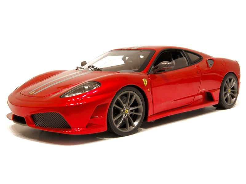 ferrari f430 scuderia 2007 elite 1 18 autos miniatures tacot. Black Bedroom Furniture Sets. Home Design Ideas