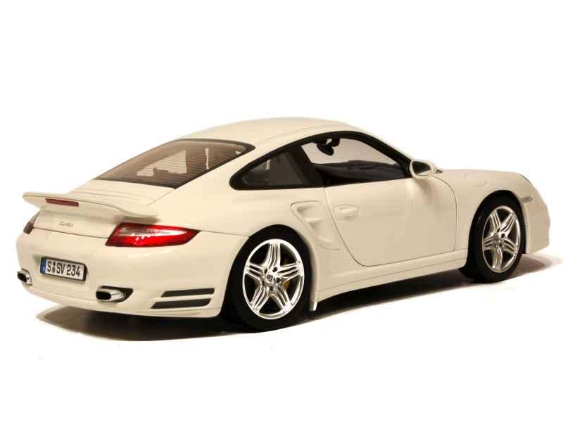 Porsche - 911/997 Turbo 2006 - Norev - 1/18 - Autos ...