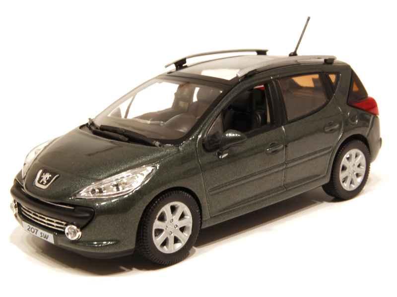 Norev - Peugeot 207 SW 2008 - 1 43