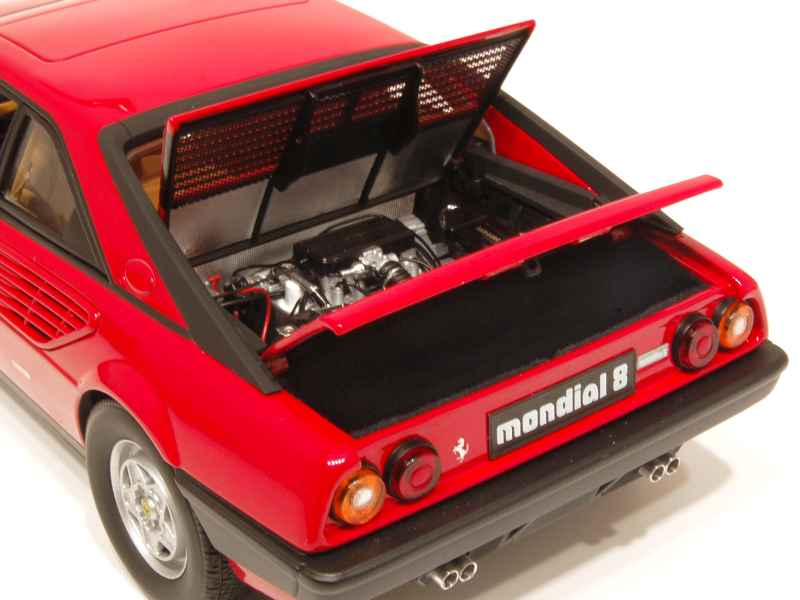 ferrari mondial 8 elite 1 18 autos miniatures tacot. Black Bedroom Furniture Sets. Home Design Ideas