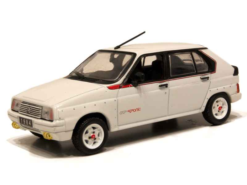 citro n visa gt tonic 1984 universal hobbies 1 43 autos miniatures tacot. Black Bedroom Furniture Sets. Home Design Ideas