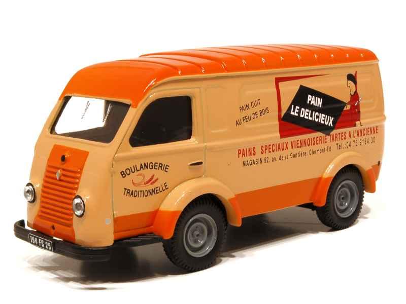 renault 1000 kg eligor 1 43 autos miniatures tacot. Black Bedroom Furniture Sets. Home Design Ideas