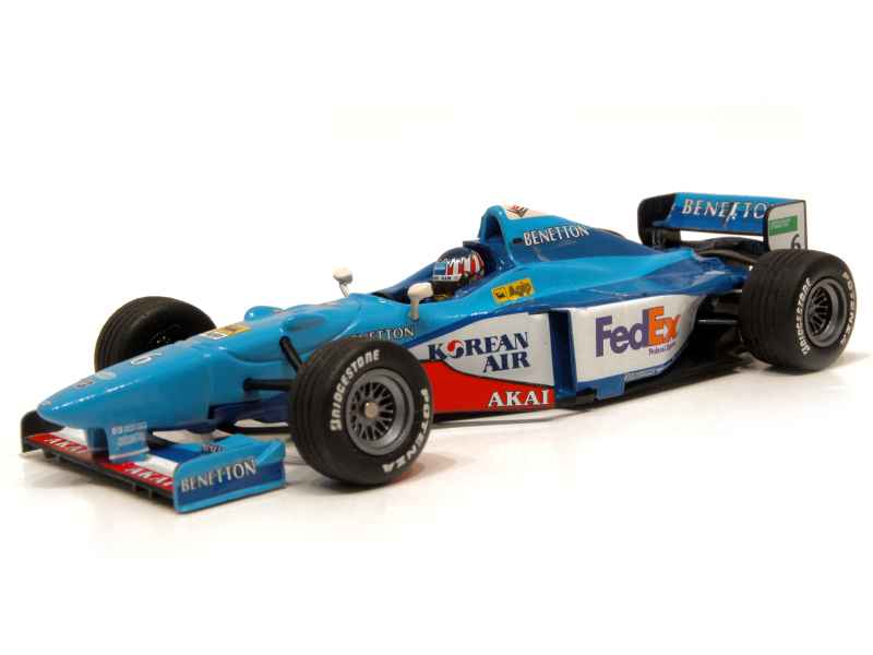 56759 Benetton B198 Playlife 1998
