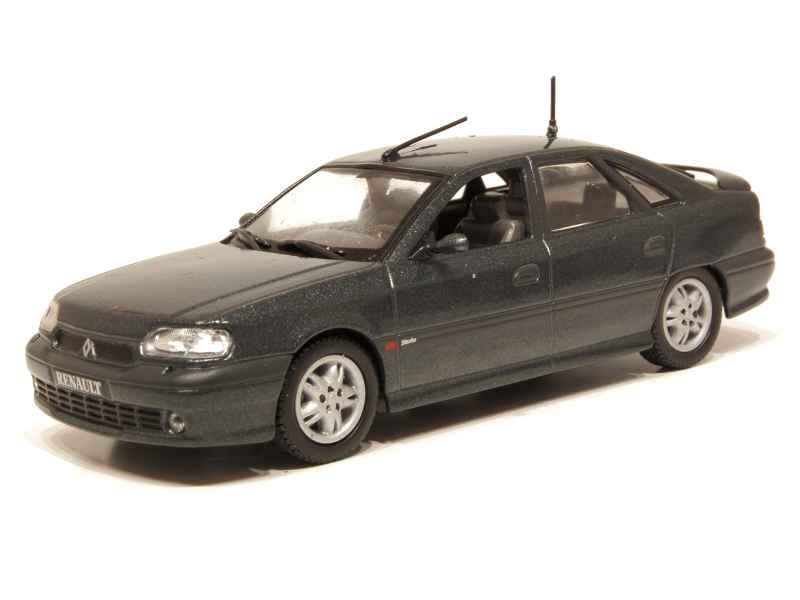renault safrane biturbo baccara 1993 universal hobbies 1 43 autos miniatures tacot. Black Bedroom Furniture Sets. Home Design Ideas
