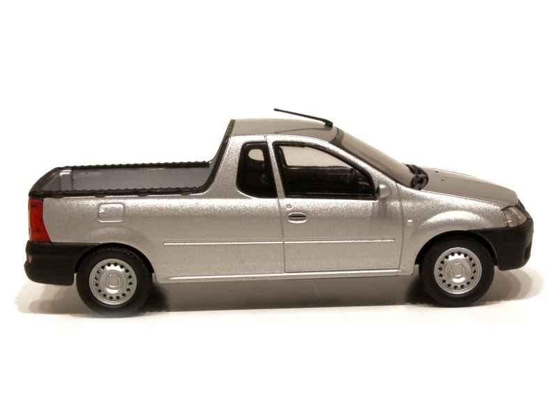 renault dacia logan pick up eligor 1 43 autos miniatures tacot. Black Bedroom Furniture Sets. Home Design Ideas