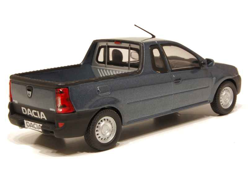 renault dacia logan pick up eligor 1 43 autos miniatures tacot. Black Bedroom Furniture Sets. Home Design Ideas