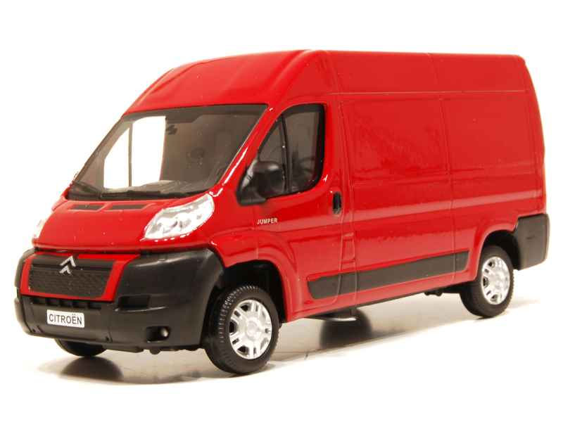 citro n jumper fourgon mondo motors 1 43 autos miniatures tacot. Black Bedroom Furniture Sets. Home Design Ideas