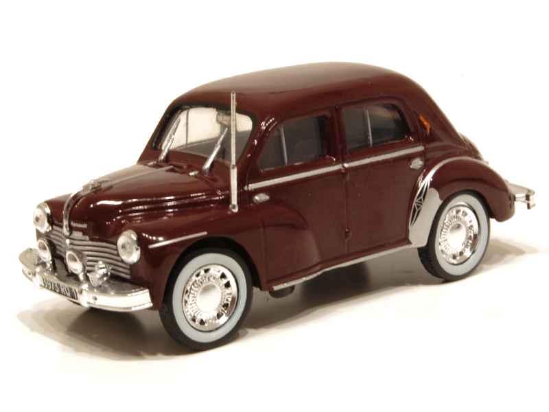 renault 4cv saprar 1949 x press h 1 43 autos miniatures tacot. Black Bedroom Furniture Sets. Home Design Ideas