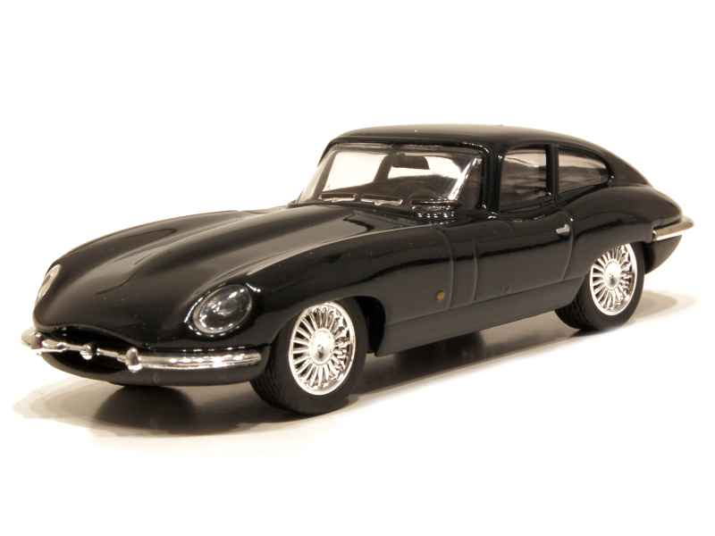 jaguar type e coup 1961 solido 1 43 autos. Black Bedroom Furniture Sets. Home Design Ideas