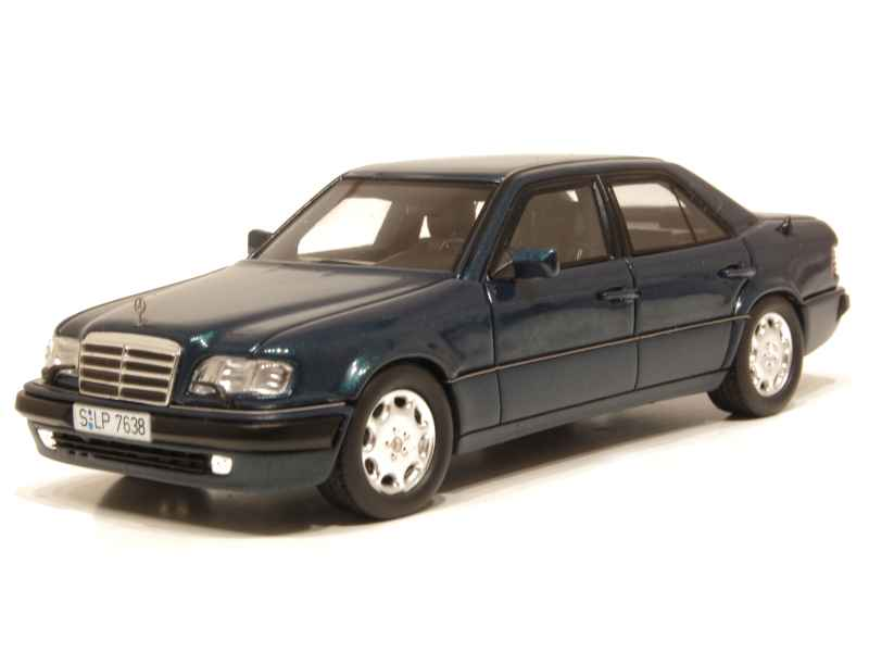 mercedes e500 w124 1994 spark model 1 43 autos miniatures tacot. Black Bedroom Furniture Sets. Home Design Ideas