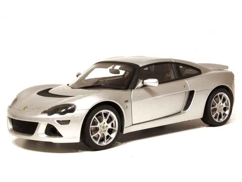 AUTOart - Lotus Europa S 2006 - 1/18