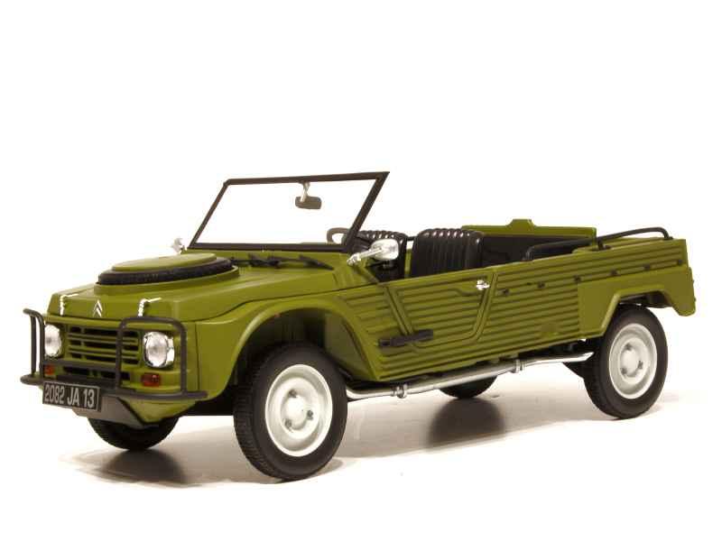 citro n mehari 4x4 1979 norev 1 18 autos miniatures tacot. Black Bedroom Furniture Sets. Home Design Ideas
