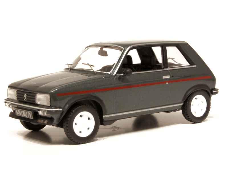 peugeot 104 zs2 1979 norev 1 43 autos miniatures tacot. Black Bedroom Furniture Sets. Home Design Ideas