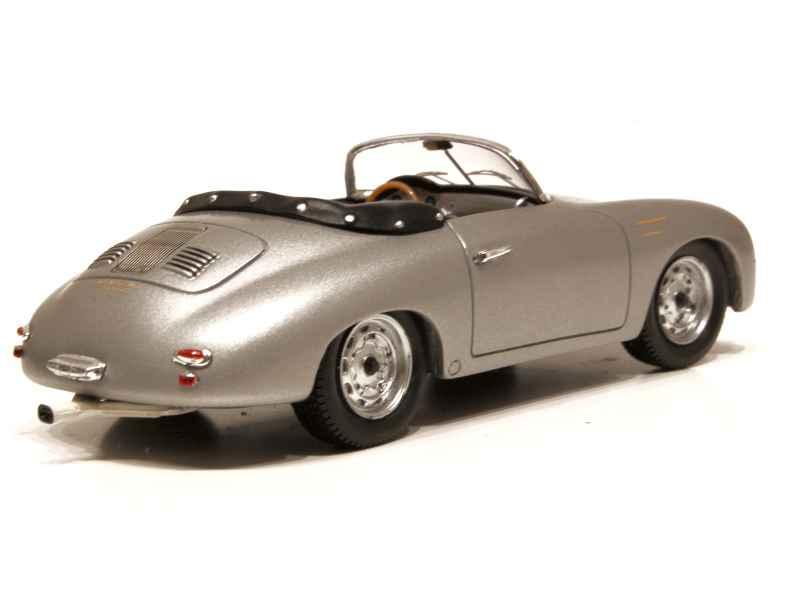porsche 356a 1600 gs carrera gt speedster 1959 spark model 1 43 autos miniatures tacot. Black Bedroom Furniture Sets. Home Design Ideas