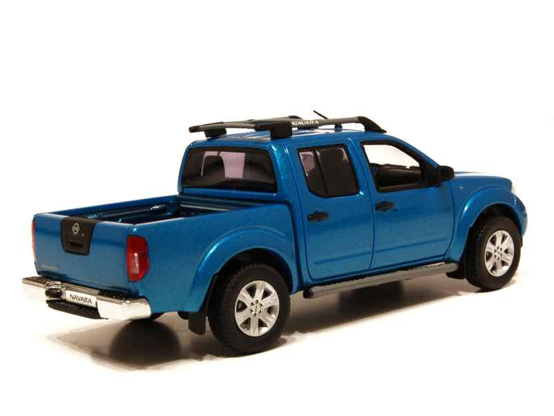 nissan navara pick up norev 1 43 autos miniatures tacot. Black Bedroom Furniture Sets. Home Design Ideas