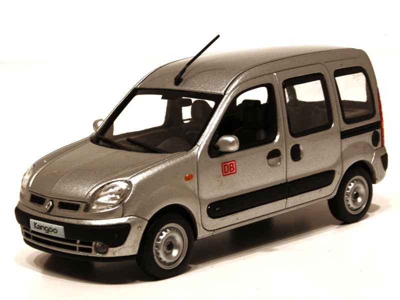 renault kangoo phase ii dci vitr 2003 norev 1 43 autos miniatures tacot. Black Bedroom Furniture Sets. Home Design Ideas