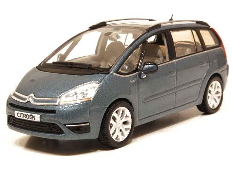 citro n c4 grand picasso 2006 norev 1 43 autos miniatures tacot. Black Bedroom Furniture Sets. Home Design Ideas