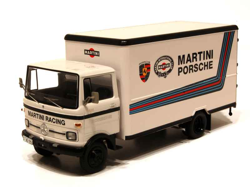 57740 Mercedes LP 813 Martini Porsche