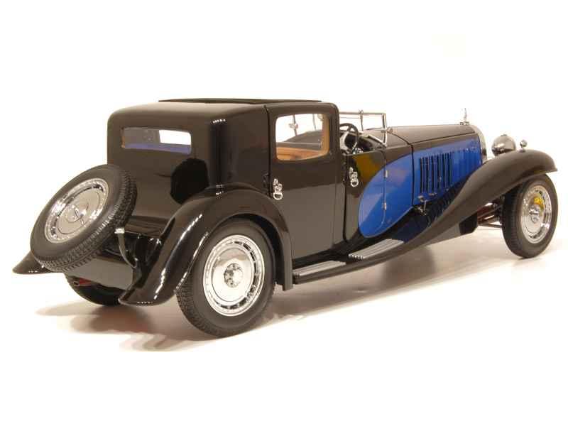 bugatti type 41 royale coup de ville bauer 1 18 autos miniatures tacot. Black Bedroom Furniture Sets. Home Design Ideas