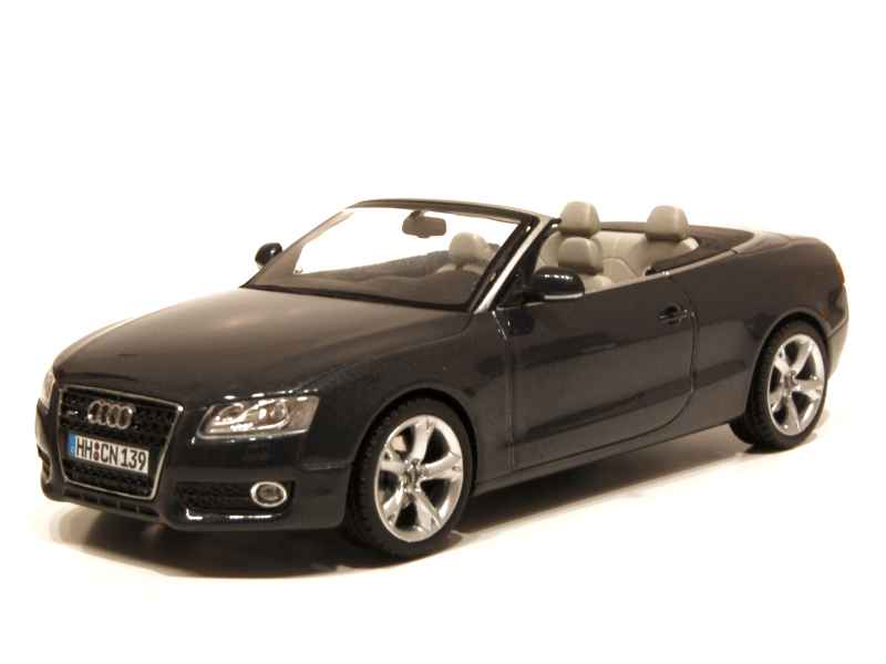 audi a5 cabriolet 2009 schuco 1 43 autos miniatures tacot. Black Bedroom Furniture Sets. Home Design Ideas