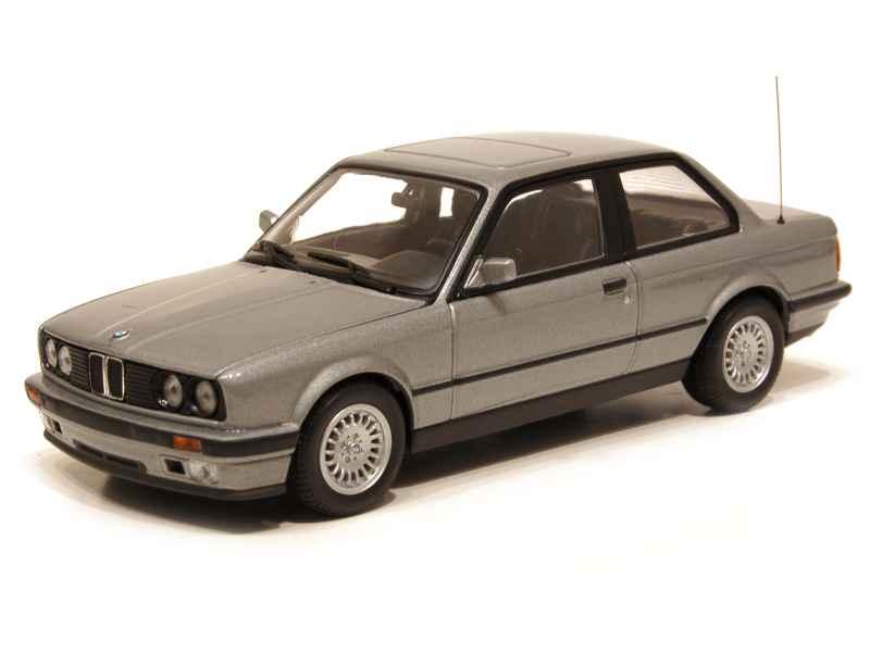 BMW - 325i Coupé/ E30 1989 - Minichamps - 1/43 - Autos Miniatures ... Bmw Occasions