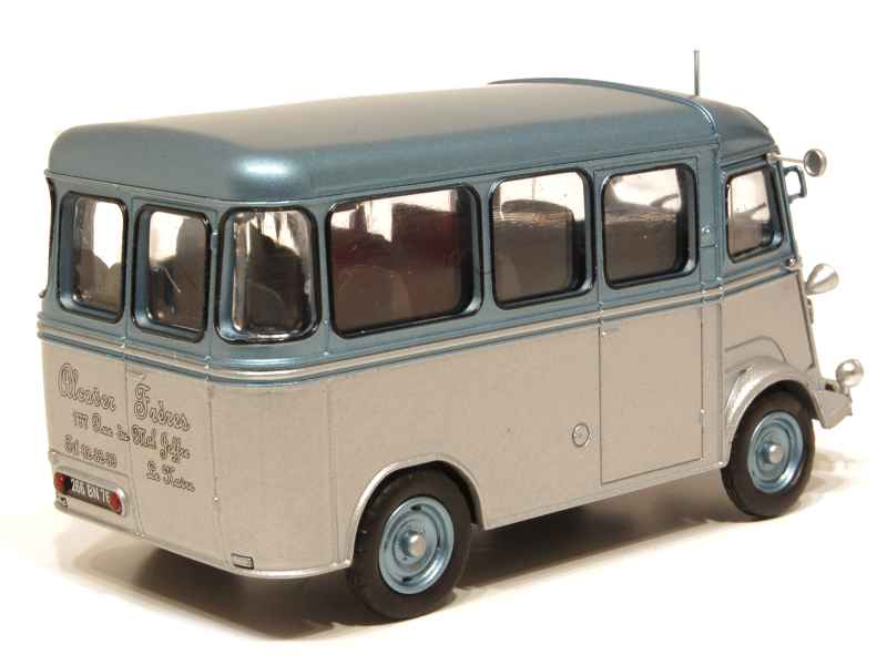 citro n hy minibus le bastard 1952 mod le presse h 1 43 autos miniatures tacot. Black Bedroom Furniture Sets. Home Design Ideas