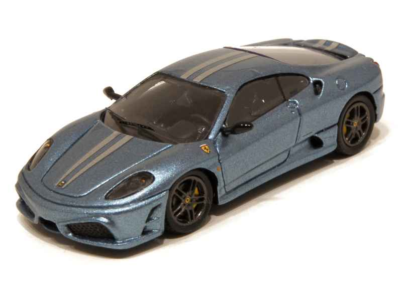 ferrari f430 scuderia 2007 red line models 1 87 autos miniatures tacot. Black Bedroom Furniture Sets. Home Design Ideas