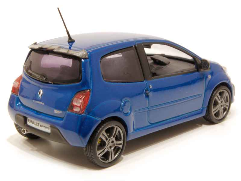 renault twingo ii sport 2008 norev 1 43 autos miniatures tacot. Black Bedroom Furniture Sets. Home Design Ideas