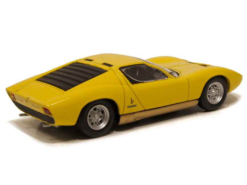 lamborghini miura x press d 1 43 autos miniatures tacot. Black Bedroom Furniture Sets. Home Design Ideas