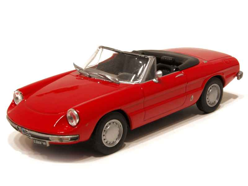 58598 Alfa Romeo 1300 Junior Spider 1970