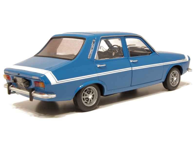 renault r12 gordini 1971 solido 1 18 autos miniatures tacot. Black Bedroom Furniture Sets. Home Design Ideas