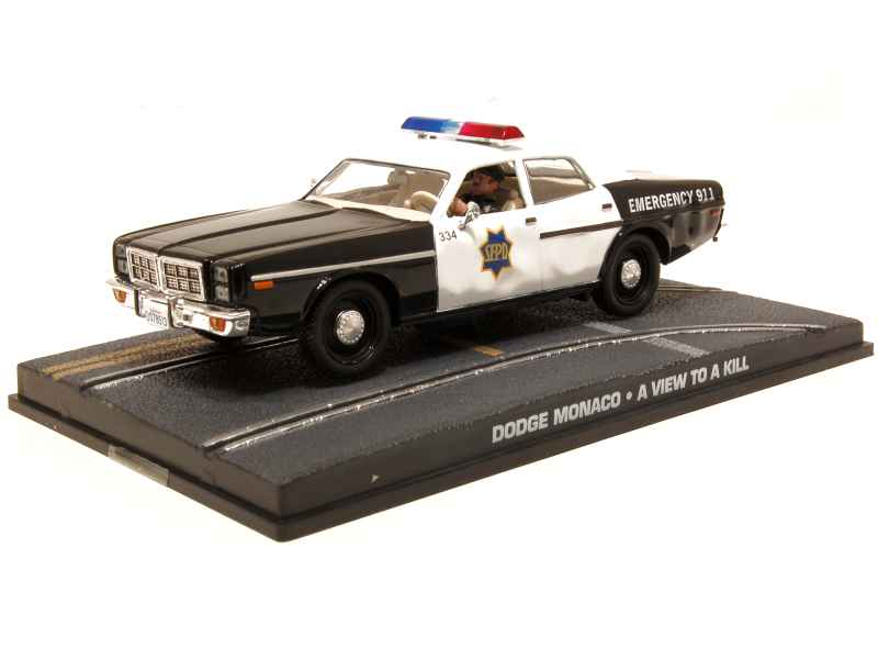58765 Dodge Monaco Police/ James Bond 007
