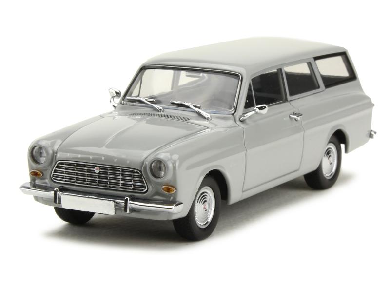 ford taunus 12m break 1962 minichamps 1 43 autos. Black Bedroom Furniture Sets. Home Design Ideas