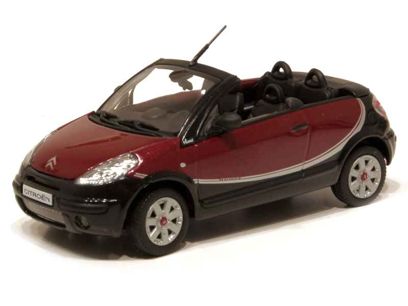 citro n c3 pluriel charleston 2008 norev 1 43 autos miniatures tacot. Black Bedroom Furniture Sets. Home Design Ideas