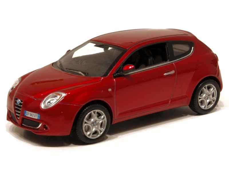 alfa romeo mito 2008 norev 1 43 autos miniatures tacot. Black Bedroom Furniture Sets. Home Design Ideas