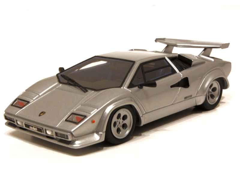 lamborghini countach lp 500s 1982 looksmart 1 43 autos miniatures tacot. Black Bedroom Furniture Sets. Home Design Ideas