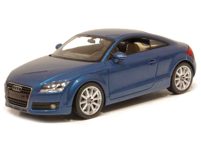 audi tt coup 2006 minichamps 1 43 autos. Black Bedroom Furniture Sets. Home Design Ideas