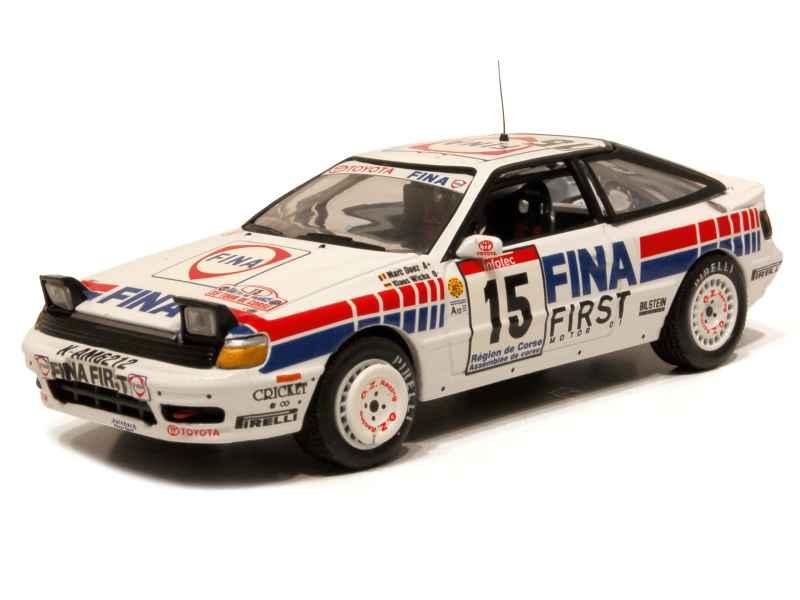 Toyota - Celica Gt4 Tour De Corse 1991 - Ixo  43