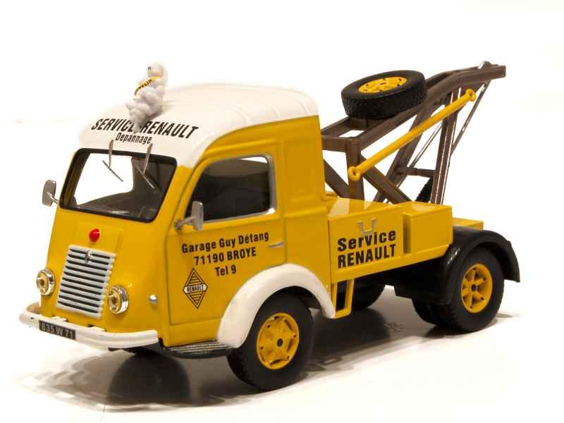 Renault galion d pannage ixo 1 43 autos miniatures for Renault service garage