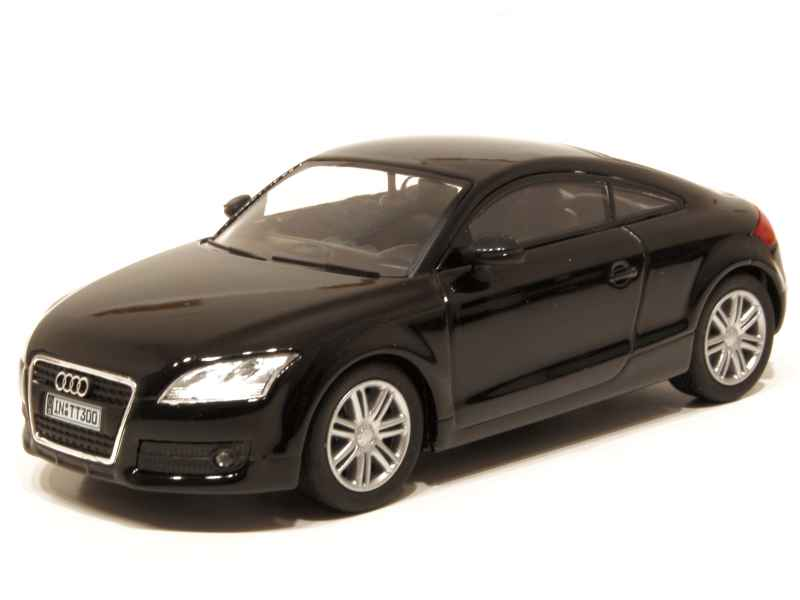 audi tt coup 2006 solido 1 43 autos miniatures tacot. Black Bedroom Furniture Sets. Home Design Ideas