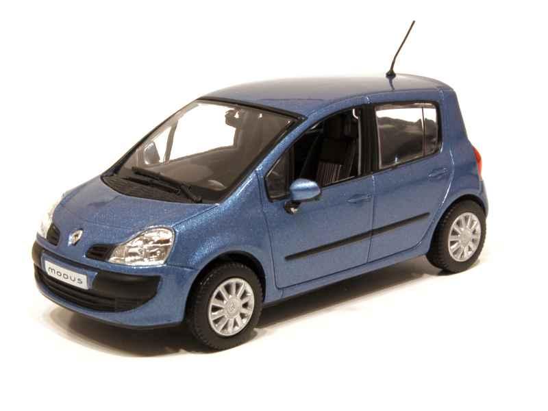 renault modus 2009 norev 1 43 autos miniatures tacot. Black Bedroom Furniture Sets. Home Design Ideas