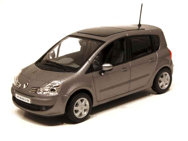 renault grand modus 2009 norev 1 43 autos. Black Bedroom Furniture Sets. Home Design Ideas